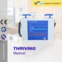 Больница монофазных импульсов дефибриллятора первой помощи устройства (ПОСЛЕ ПОРОГА-DM-900A)
