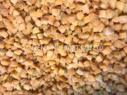 Измельченные IQF Абрикосов, замороженных измельченные абрикосов, кубики, IQF IQF абрикосы абрикосы кубиками, IQF IQF абрикосы половинки, нарезанные ломтиками абрикосов