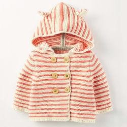 Fabricante Custom Design Impressão de desenhos animados de Inverno de algodão tricotado Kids cubra para Boy Girl