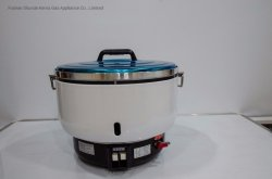 10L het gegoten Kooktoestel van de Rijst van het Gas van de Pot