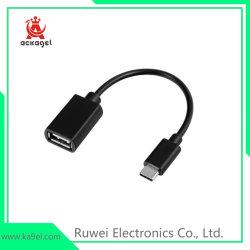 Compatível PVC cabo USB3.0 OTG cabo de dados do tipo C