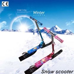 Dual-Use multifunción scooter de nieve para niños