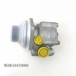 pièces de rechange Sinotruk original HOWO camion pompe de direction Wg9619470080