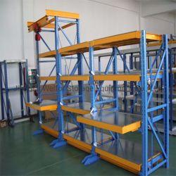 Tiroir de type de métaux lourds pour l'entrepôt du système de stockage en rack