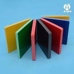 각종 색깔 문 Signage와 분할 광고를 위한 엄밀한 PVC 거품 널