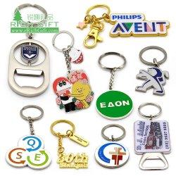 Geen Minimum Custom Made Gepersonaliseerde Logo-Vormige Epoxy Coin Holder Car Emaille Key Ring Wholesale Souvenir Bottle Opener Sublimation Blank House 3d Metalen Sleutelhanger
