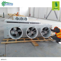 Систем Cryo конденсатора при испарении конденсора испарителя