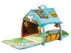 De aantrekkelijke Mat H28030075 van het Spel van de Baby van het Stuk speelgoed van het Spel van Hourse van het Speelgoed van de Baby Luxe