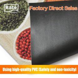 Stuoia del pavimento stampata abitudine tessuta cotone protettivo domestico della moquette della coperta del salone della stuoia di portello dell'entrata della decorazione