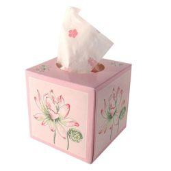 Basic Ultra Soft Pack Boîte cube Mouchoirs de papier pour House-Hold