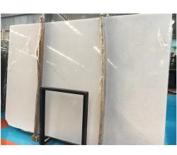 Pedra Natural branco cristal polida para cozinha/banheiro em mármore/Flooring/parede/decoração de interiores
