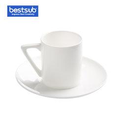 Сублимация 3oz Сублимация кофе кружка W/ форму диска (B3KF)