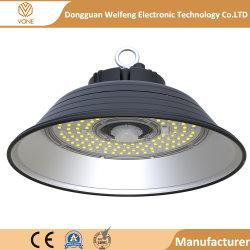 Substituição do LED de Iluminação High Bay 100W 150W 200W para o depósito