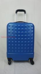 3PCS het Karretje van de Reis van de Bagage van reeksen met 4 Wielen van de Spinner (LA393)