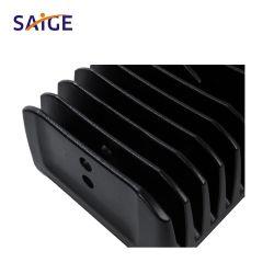 Fundición de metales fundición a la cera perdida de calidad /disipador de calor del radiador // La luz de la etapa de la luz solar