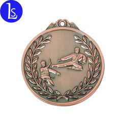 Custom Vovinam Memorial Medalhas Medalha de Bronze medalha do emblema