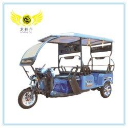 Più nuovo triciclo elettrico di lusso per il prezzo automatico del risciò del tassì E del passeggero in India