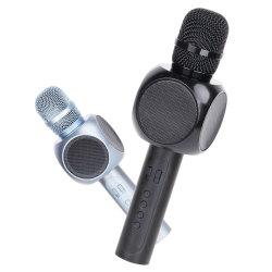 Unterstützungs-TF-Karte des USB-Audiomikrofon-drahtlose Karaoke-Mikrofon-E203