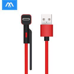 Suporte de carga de metal do tipo C carregador de cabo USB de sincronização com o cabo de dados USB para iPhone acessórios para telemóvel Celular