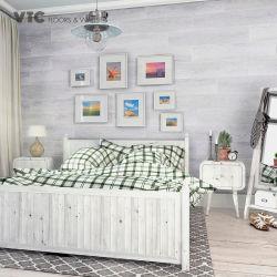 Selbstklebende wasserdichte feuerfeste patentierte Deckel-Wand des VinylWPC