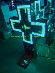 Segno mobile della visualizzazione di messaggio del segno LED della traversa della farmacia del LED