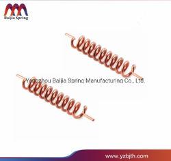 Barnizado esmaltado bobina inductancia paralelo inductor de la Tierra Cable de cobre de la primavera