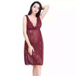 Het recentste Gevoelige Sexy Ondergoed van de Lingerie van de Manier van de Nachtkleding