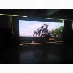 VideoScherm van de grote LEIDENE van het Stadium van het Aanplakbord Flexibele Opgezette P8 het Muur Reclame van de Vertoning Openlucht