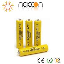 NiCd/Ni-CD, 1,2 В типа AAA 300 Ма/ч аккумулятор
