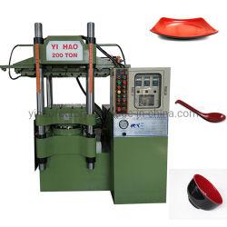 200t Caixa de Cor Duplo Prensa Hidráulica Placas de melamina fazendo a máquina