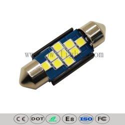 36mm levou polias lâmpada do soquete. 6411 6413 6418 6461 6486X3423 de3425 de lâmpadas LED (S85-36-009Z3030P)