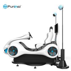Vendas de quente para vários jogadores Funinvr Jogo Vr Copyright simulador de corridas de Karting Vr jogos 9D Vr Racing carro