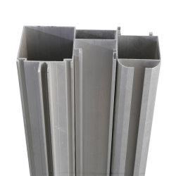 6063 6061 Met een laag bedekt Nigeria anodiseren het Profiel van de Uitdrijving van het Aluminium voor Venster en Deur