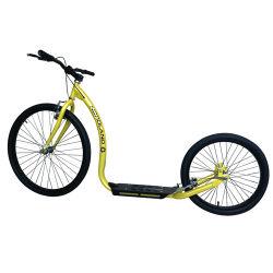 Grande Roda Kick Bike Roda Dianteira 26*20' Scooter Wheel-Dog Traseiro