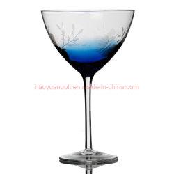 O Crystal Clear Vino Grande Cocktail Martini Glass /Fancy Martini copos de vinho/Champanhe