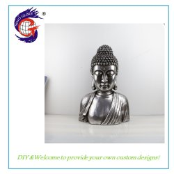 Buda chinês Escultura Tamanho Casa Dom de decoração