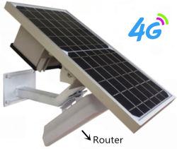 Router 4G sem fio de fábrica com a energia solar Slot para cartão SIM/Duplo SIM 4G Lte router WiFi Dual/Roteador Wireless 4G