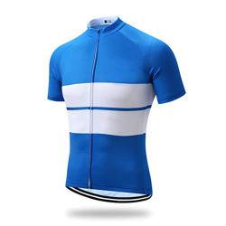 Bedekt de Korte Koker die van Mens het Overhemd Biking cirkelen van het T-stuk van de Fiets MTB van de Berg van Jersey het Rennen de Sportkleding van de Fiets