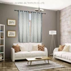 Жаккард ткань; шторы 8 втулки Champray оставляет шторки с проушиной для спальни гостиной, 54x84 см