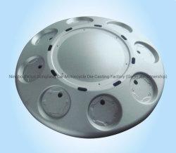 La lingottiera di alluminio della lampada del LED ad alta pressione la pressofusione