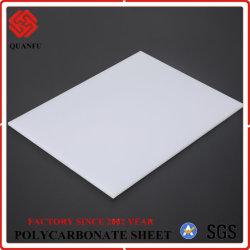 16mm Feuille de polycarbonate solide pour la construction avec un fort impact