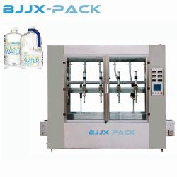 Automatische PLC-Steuerung 4-30kg, die Typen großer Zylinder-Ölfarbe-Wand-Lack-flüssige Füllmaschine wiegt