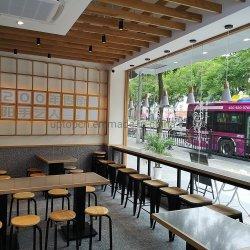(SP-CS136) Restaurant mobilier tabouret empilable Fast Food de chaises et tables à manger