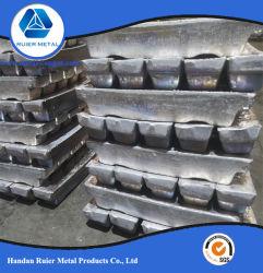 Vendre des lingots de plomb de haute qualité 99.994%/ refondu le plomb