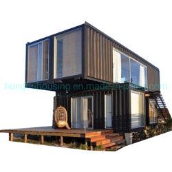 販売のための中国の20/40FTのプレハブかプレハブモジュラー移動式輸送箱の家