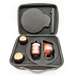 Polyester EVA-Verpackungskiste 100% für Tee-Cup-Set