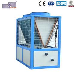 3kw industriale ad acqua 3500kw/al refrigeratore raffreddato aria dall'acqua più fredda della fabbrica per ventilare l'attrezzatura di refrigerazione industriale del refrigeratore