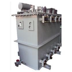 Direktes Hersteller hohes Öl-Wasser abkühlende Serien-c4stromrichtertransformatoren