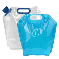 Горячие продажи ясно оптовой напитков чехол для лотка складные мешок для воды