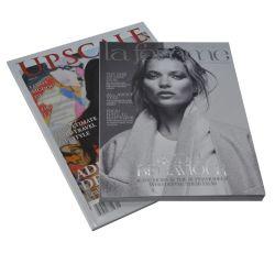 Papel artístico Encadernação perfeita personalizado Impressão Offset impressão de revistas